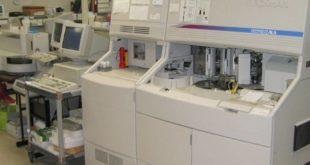 مجهز به پیشرفته ترین تجهیزات آزمایشگاهی